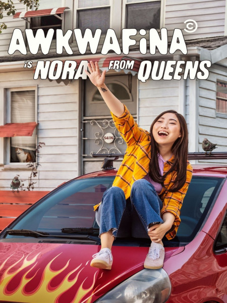 Cine974, Awkwafina Is Nora from Queens
