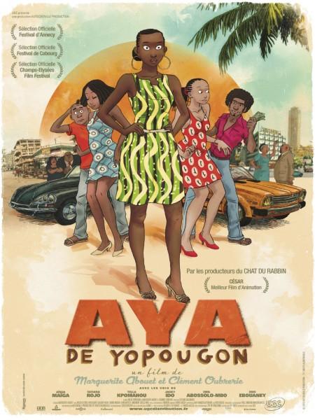 Cine974, Aya de Yopougon