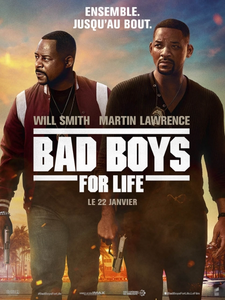 Cine974, Bad Boys For Life