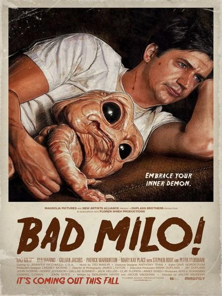Cine974, Bad Milo!