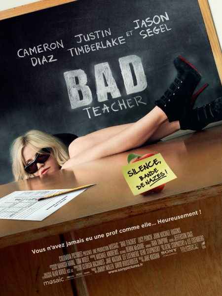 Cine974, Bad Teacher