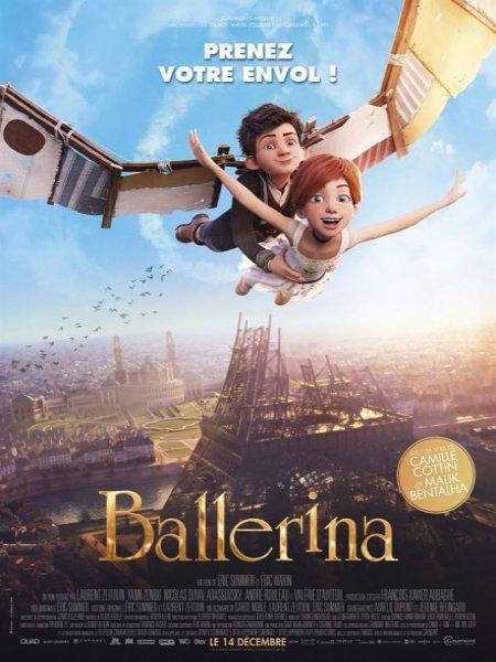 Cine974, Ballerina