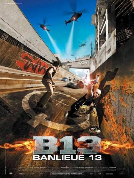 Cine974, Banlieue 13
