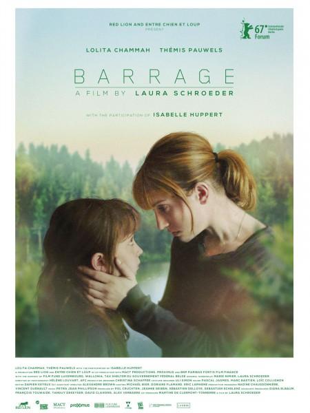 Cine974, Barrage
