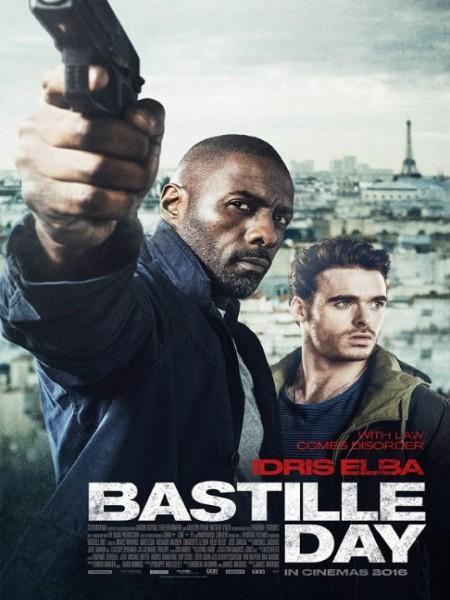 Cine974, Bastille Day
