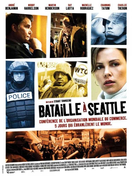 Cine974, Bataille à Seattle
