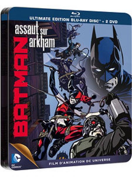 Cine974, Batman: Assault on Arkham