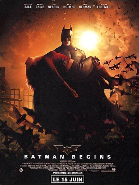 Cine974, Batman Begins