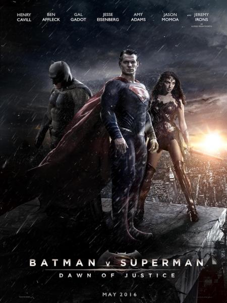Cine974, Batman v Superman : l'Aube de la Justice