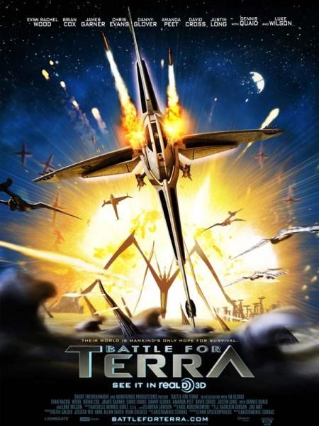 Cine974, Battle For Terra