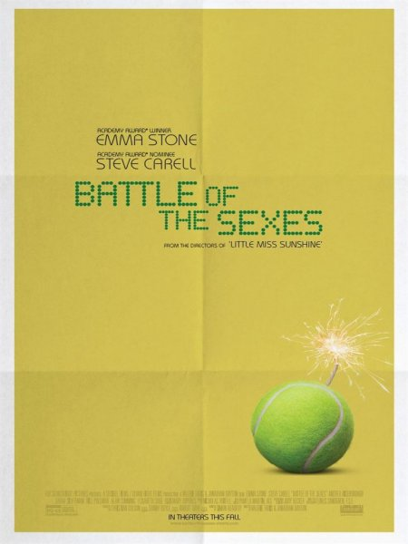 Cine974, Battle Of The Sexes