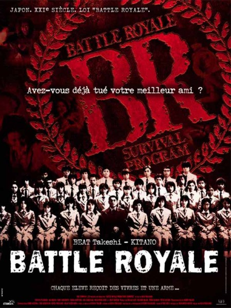 Cine974, Battle Royale