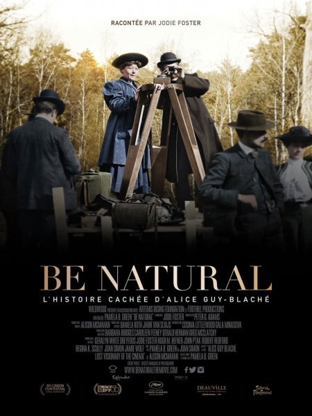 Cine974, Be natural, l'histoire inédite d'Alice Guy-Blaché