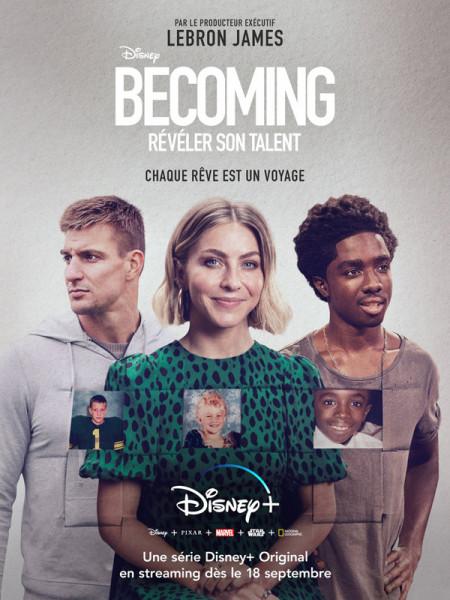 Cine974, Becoming : Révéler son talent