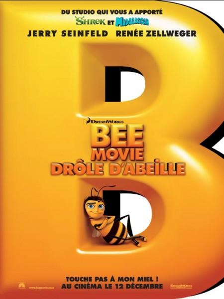 Cine974, Bee movie - drôle d'abeille