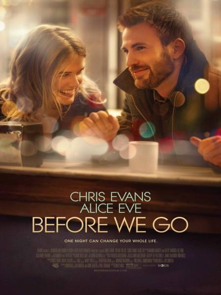 Cine974, Before We Go