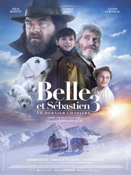 Cine974, Belle et Sébastien 3