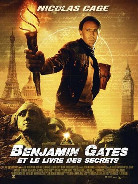 Cine974, Benjamin Gates et le Livre des Secrets