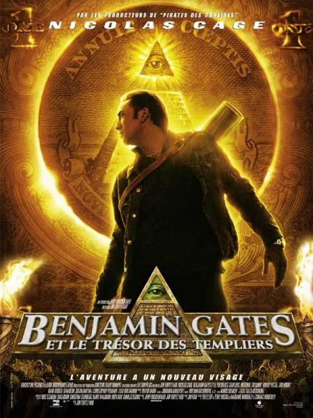 Cine974, Benjamin Gates et le Trésor des Templiers