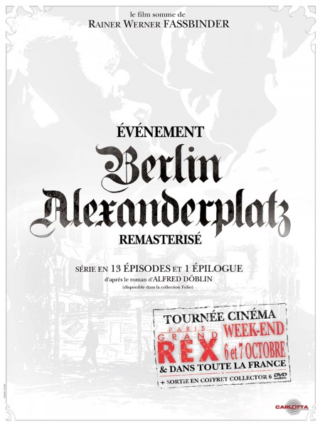 Cine974, Berlin Alexanderplatz