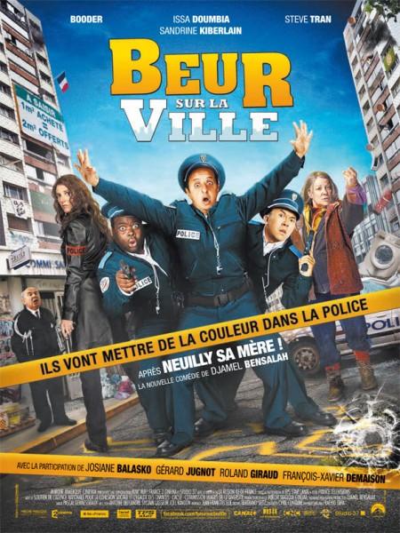 Cine974, Beur sur la ville