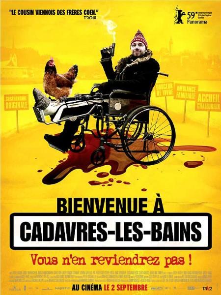 Cine974, Bienvenue à Cadavres-Les-Bains