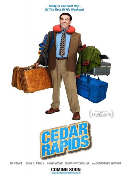 Cine974, Bienvenue à Cedar Rapids