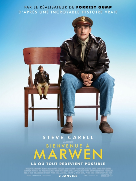 Cine974, Bienvenue à Marwen