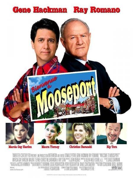 Cine974, Bienvenue à Mooseport