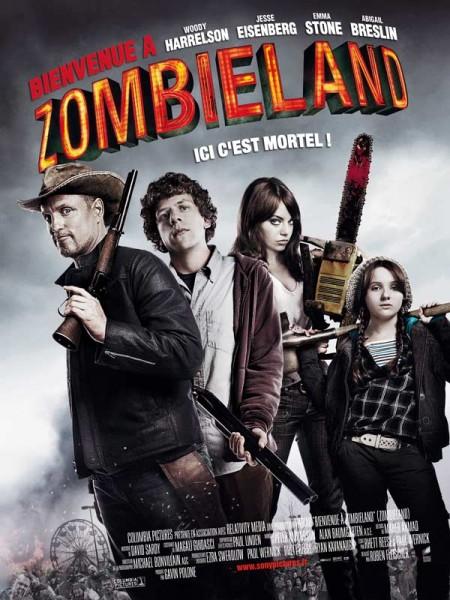 Cine974, Bienvenue à Zombieland