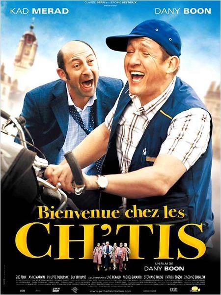 Cine974, Bienvenue chez les Ch'tis