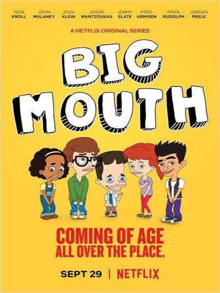 Cine974, Big Mouth
