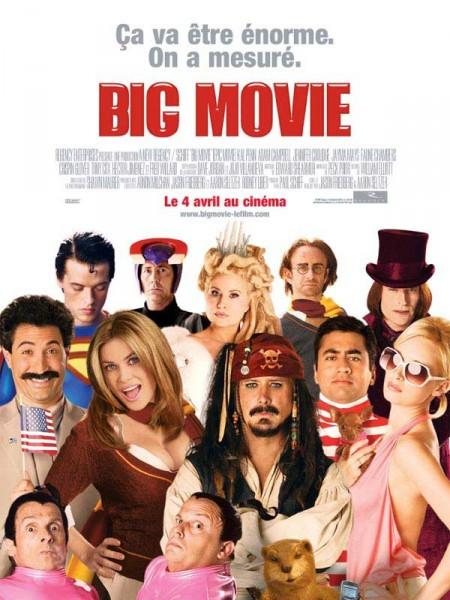 Cine974, Big Movie
