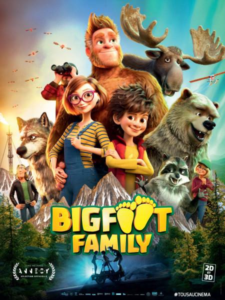Cine974, Bigfoot Family