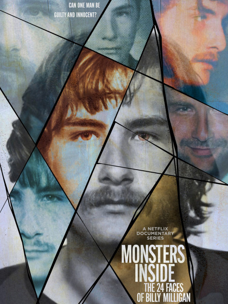 Cine974, Billy Milligan : Ces monstres en lui