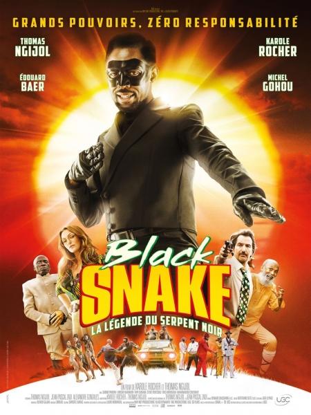 Cine974, Black Snake