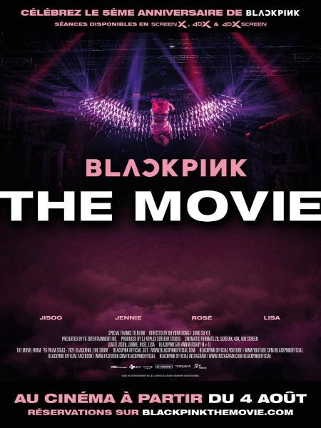 Cine974, BLACKPINK The movie