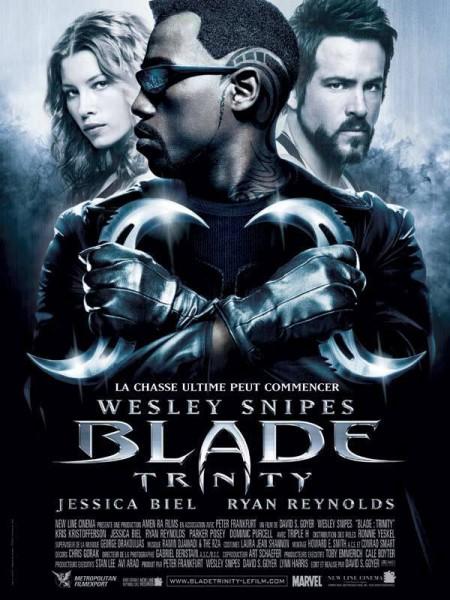 Cine974, Blade: Trinity