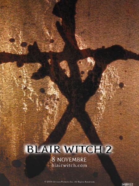 Cine974, Blair Witch 2 : le livre des ombres