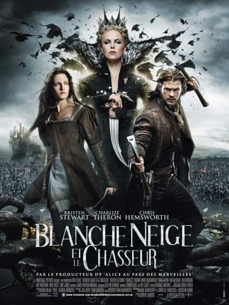 Cine974, Blanche-Neige et le chasseur