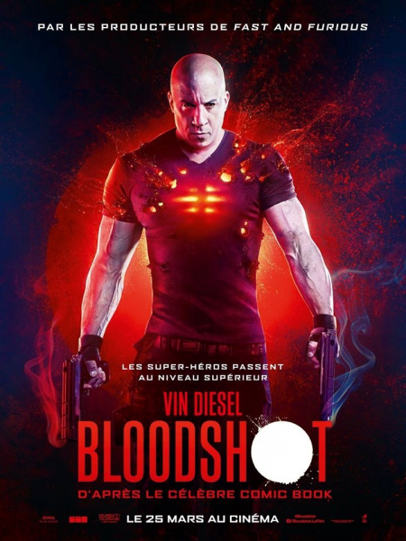 Cine974, Bloodshot