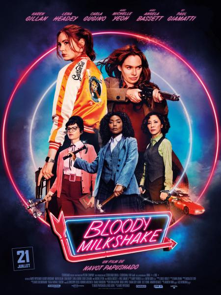 Affiche du film Bloody Milkshake
