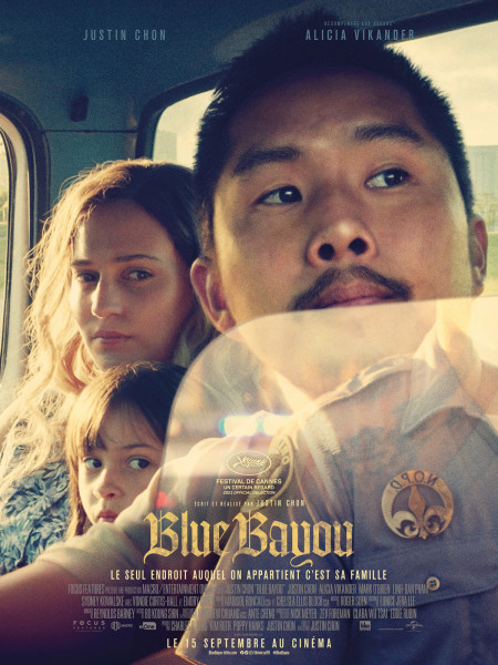 Affiche du film Blue Bayou
