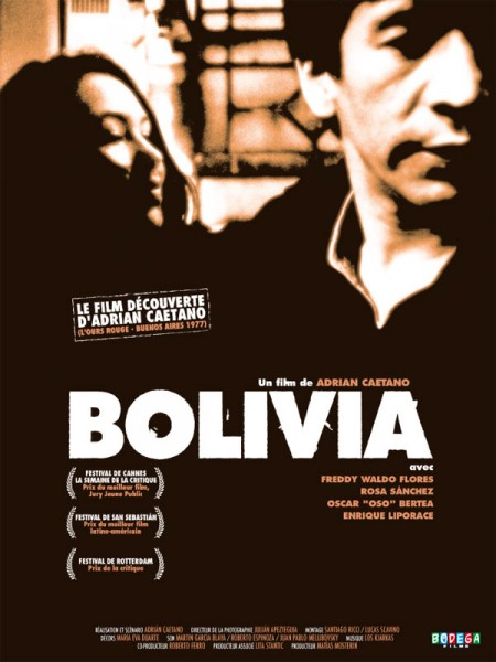Cine974, Bolivia
