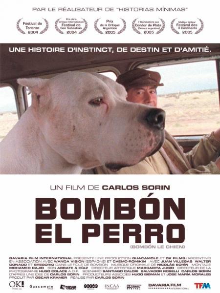 Cine974, Bombon el perro