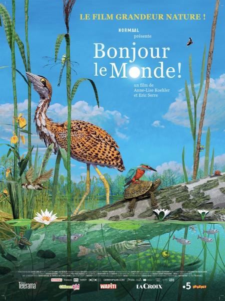 Cine974, Bonjour le Monde!