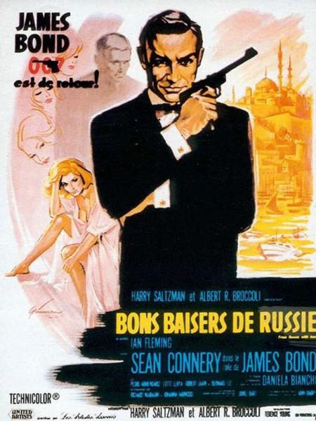 Cine974, Bons baisers de Russie