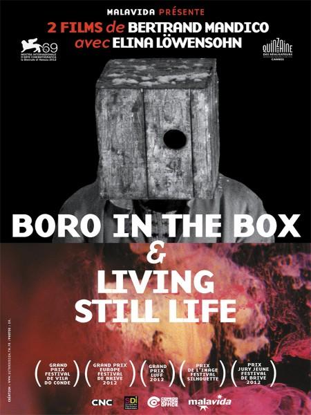 Cine974, Boro in the Box et Living still Life