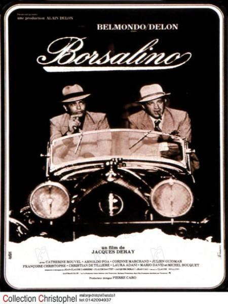 Cine974, Borsalino