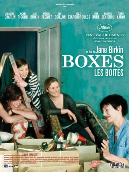 Cine974, Boxes